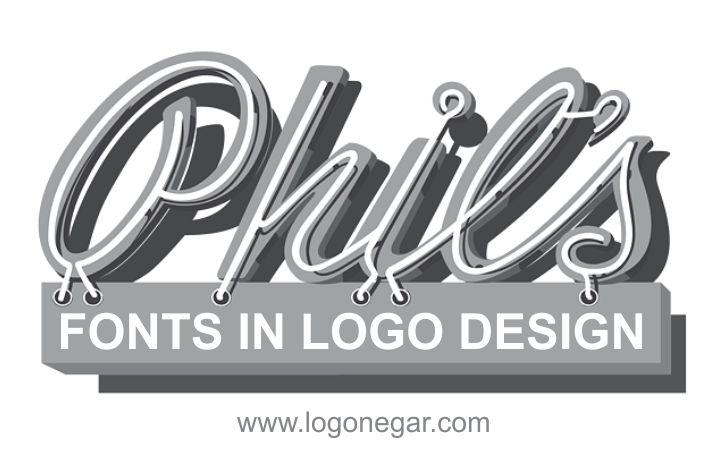 روانشناسی فونت و طراحی لوگو