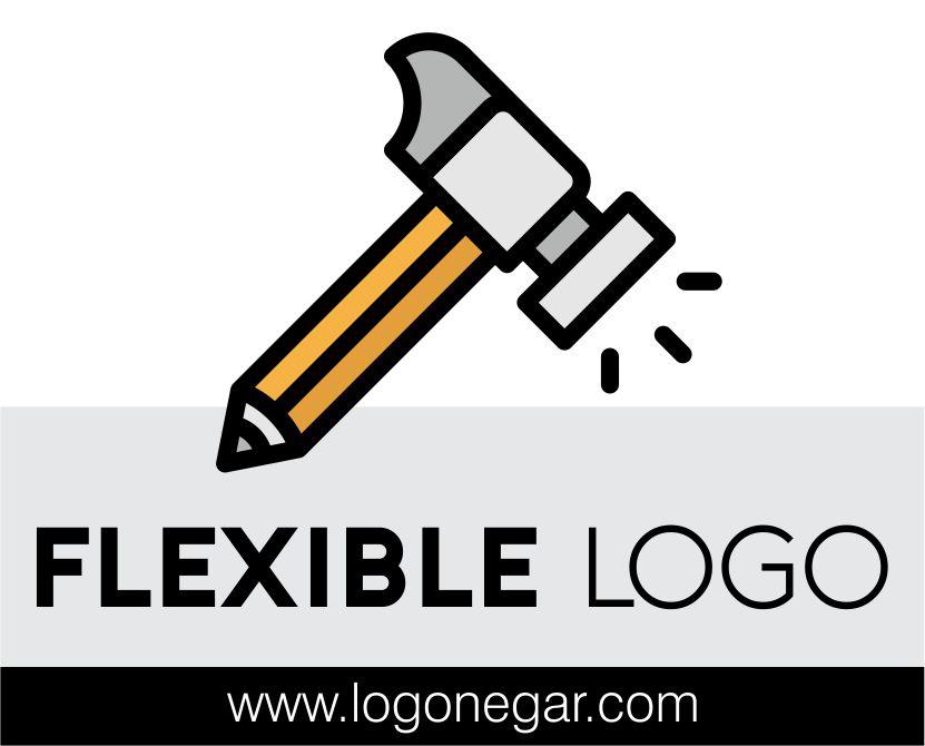 طراحی لوگو منعطف