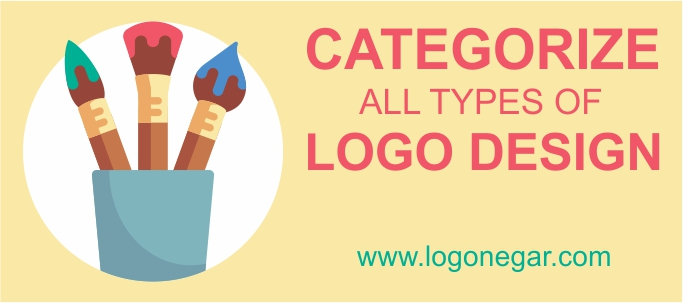 تقسیم بندی طراحی لوگو,طراحی لوگو