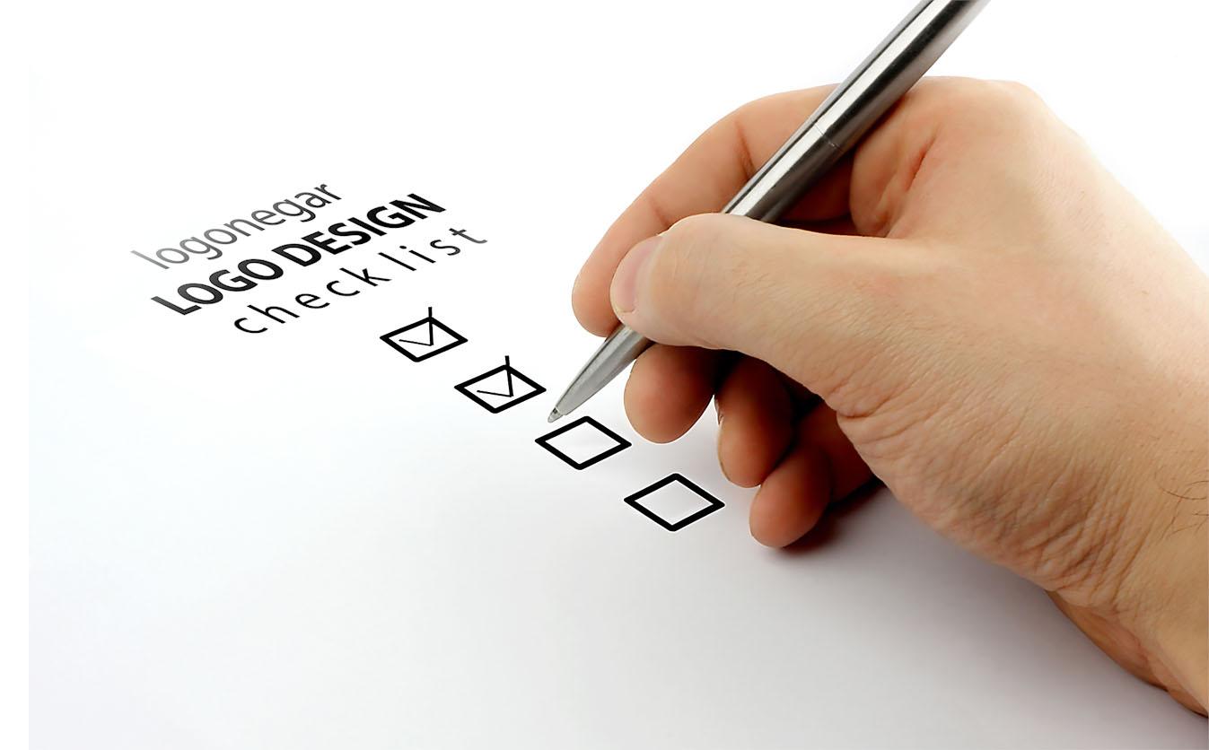 چک لیست سوالات سفارش طراحی لوگو