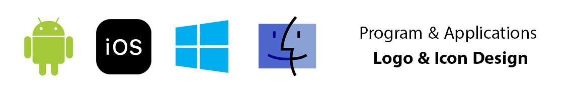 طراحی لوگو اپلیکیشن