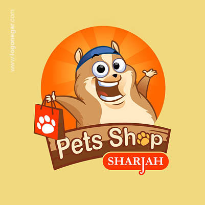PETS SHOP LOGO DESIGN