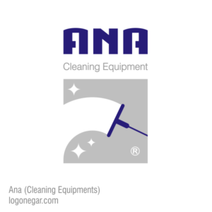 cleaning equipments logo design