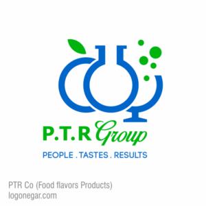 food flavors logo design