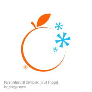 طراحی لوگو شرکت سردخانه میوه