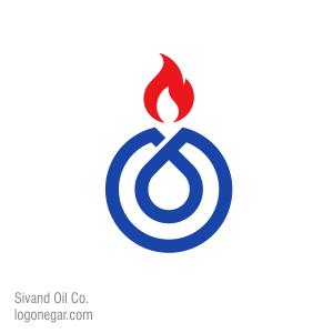 oil logo design