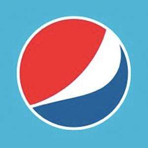 طراحی لوگو با استفاده از عدد فی - لوگونگارpepsi new logo