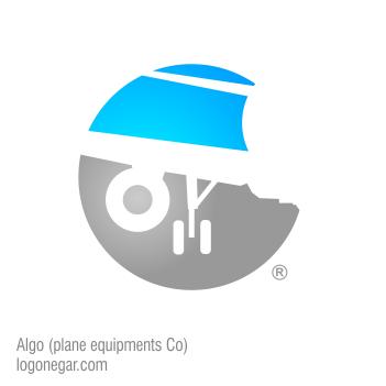 نمونه طراحی لوگو شرکت هواپیمایی