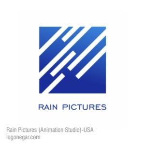rain logo design