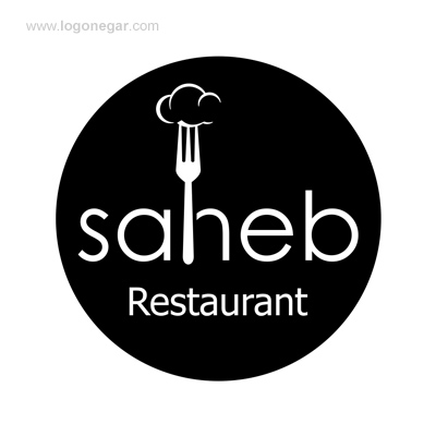 لوگوی رستوران