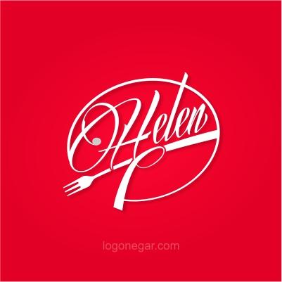 نمونه کارهای طراحی لوگو,نمونه طراحی لوگو,طراحی لوگو,نمونه کار ...restaurant logo