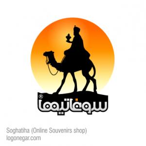 طراحی لوگو مجموعه فروش آنلاین