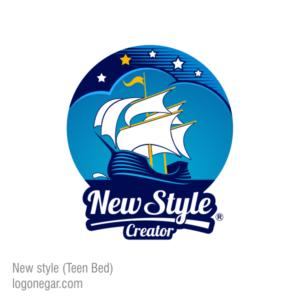 طراحی لوگو برند سرویس های خواب