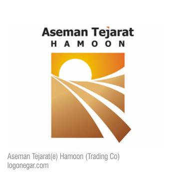 نمونه طراحی لوگو شرکت بازرگانی